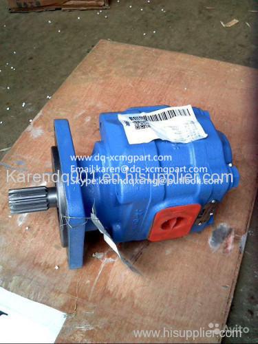 xcmg spare parts wheel loader zl50g parts steering pump 803004104