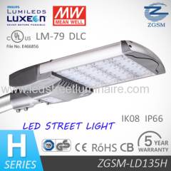Timer Control 135W LED Street Light hot