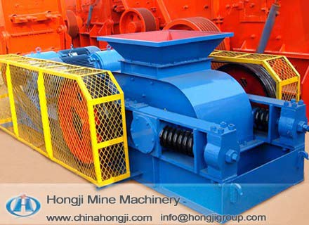 Roller crusher widely used in mining industry from professional manufacturer