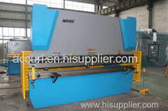 2mm thickness steel sheet plate hydraulic bending machine 40T