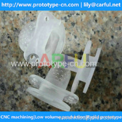professional CNC machining robot parts & aluminum parts low volume cnc processing service supplier