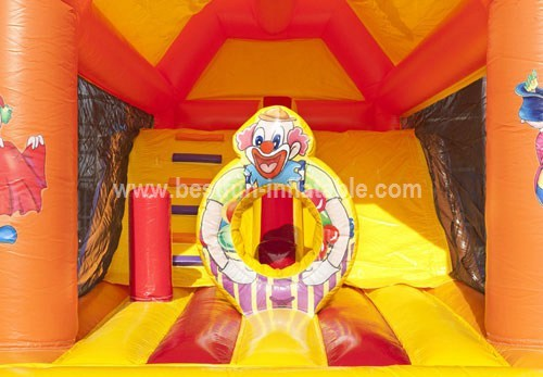 Bouncy castle Combo Circus