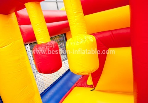 Bouncy castle multiplay Frites