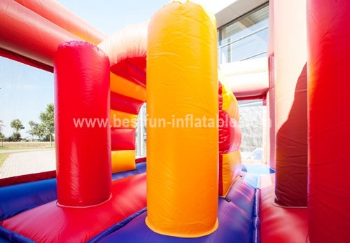 Bouncy castle Multiplay Sausage