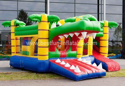 Multiplay Crocodile Playground Combo