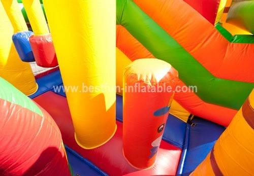 Multiplay Elephant Bouncy Slide