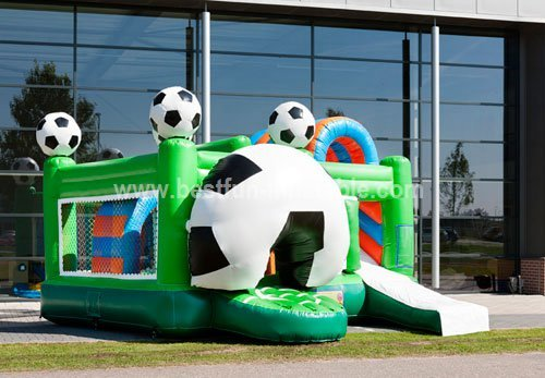 Multiplay Football Combo Inflatable