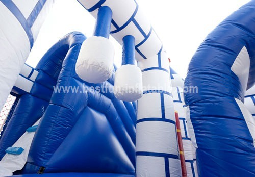 Multiplay Fort Kids Inflatable Combo