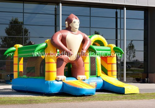 Multiplay Monkey Combo Bouncer