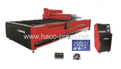 CNC YAG Laser Cutting Machine 500W for 4mm Mild Steel