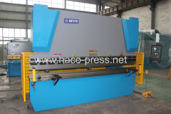 Steel Plate bending Machine for Bend 6mm