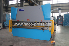 Hydraulic NC(CNC) Press Brake with Economic Controller MD11