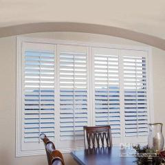 89mm Solid wooden factory producing wooden shutters