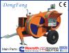 110KV Transmission Line Stringing Equipment 6 ton puller with Cummins Engine