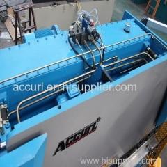 High precision steel plate bending machine for Russia 100Ton x 3200mm CNC Hydraulic press brake
