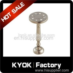 Stainless steel curtain hook decor curtain tieback hook decorative shower curtain hooks