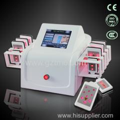 Powerful 200MW lipolaser diode lipo laser slimming equipment