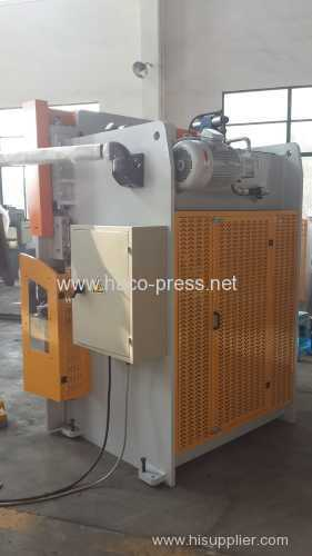 Hydraulic full CNC advanced bending machine