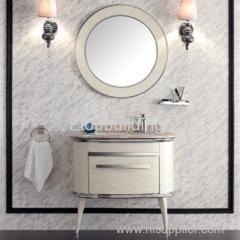Stainless Steel Bathroom Vanity