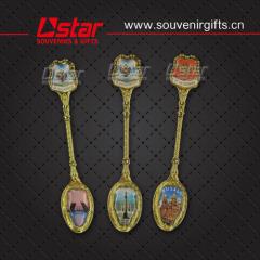 2015 decorative souvenir spoons