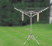 4-arm camping portable clothesline airer