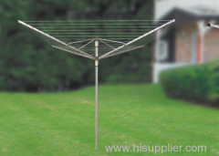 paralle outdoor aluminium clothes airer