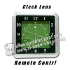 Clock camera with Remote control