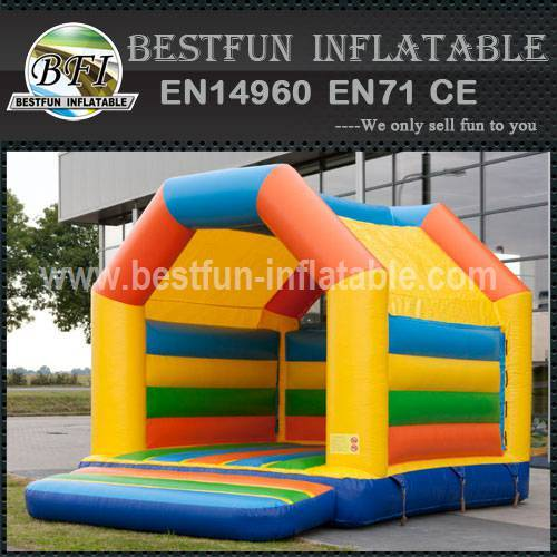 Best sell funny inflatable bounce house