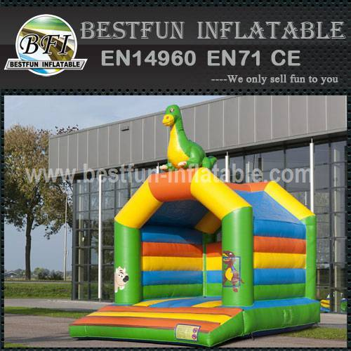 Bounce house classic series castle