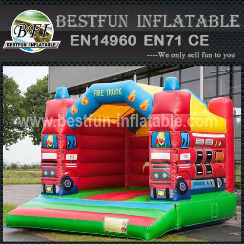 Bounce house for child play