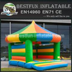 Big inflatable crayon bounce house