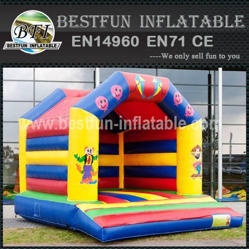 Big inflatable bounce house