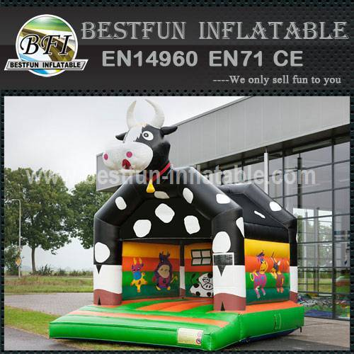 Bounce house for export