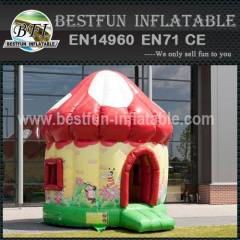 Inflatable Bouncy castle Mushroom