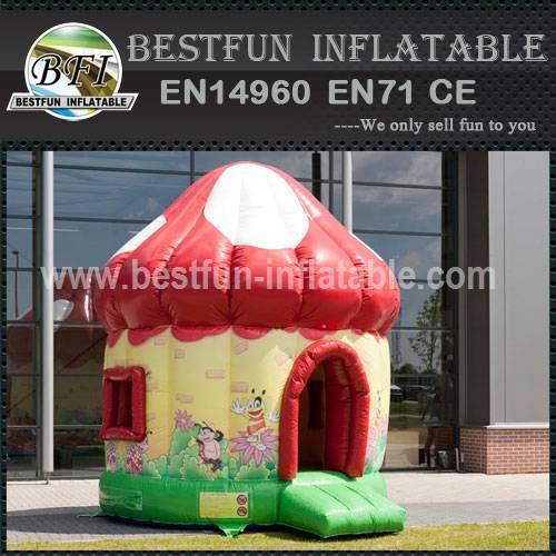 Inflatable Bouncy castle Mushroom