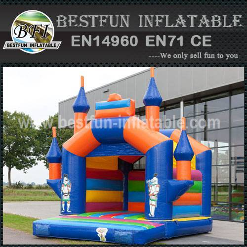Bounce house for promotion
