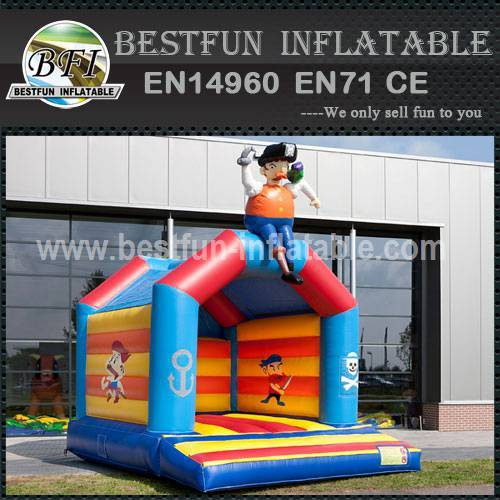 Bounce house for business