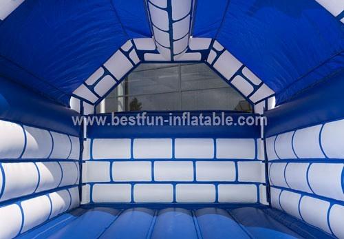 Bouncy castle blue Fort