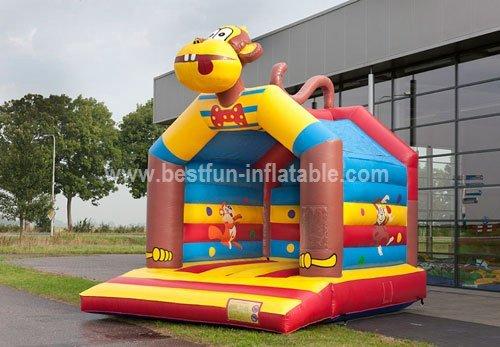 Bouncy castle Monkey jumping