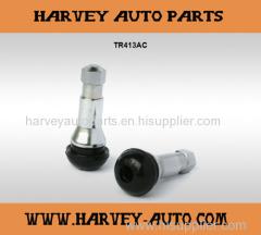 TR413AC tubeless tire valve