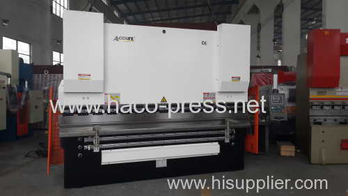 Hydraulic CNC aluminum sheet bending machine