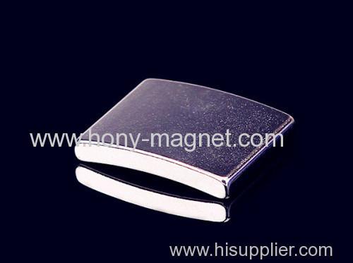Neodymium Arc/ Segment Magnet