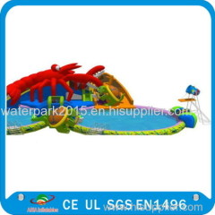Hot Sale Top Quality Inflatable Water Park
