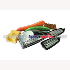 3 in 1 vegetable Peeler Grater