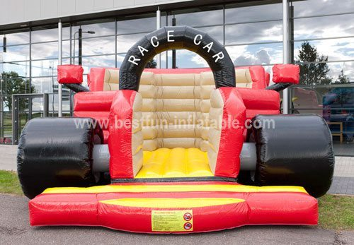Inflatable castle super Formula 1
