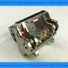 Aluminum cnc machining spare parts