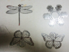 Metal crafts customized precision photo etched parts