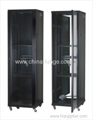 19-inch Rack Enclosure Network Cabinet with Vented Door