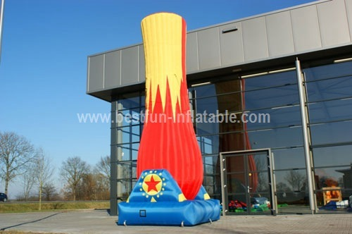 Canon lacher inflatable balloons