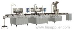 Edible oil filling machine (china manufacturer)